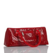 Ludi-vin - Sac Isotherme Haute Couture Croco Tire-bouchon Sommelier Fourni - Rouge