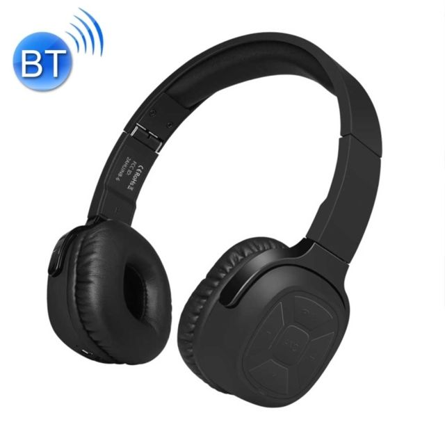 Wewoo Casque Noir Pour Iphone Ipad Ipod Samsung Htc Sony