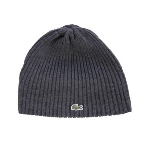 lacoste homme bonnet sans revers en laine merino gris jaspe rb3504 pas cher achat vente. Black Bedroom Furniture Sets. Home Design Ideas