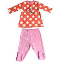 a03b245f21658 Petit Beguin - Pyjama velours bébé fille Illico - Taille - 18 mois 86 cm
