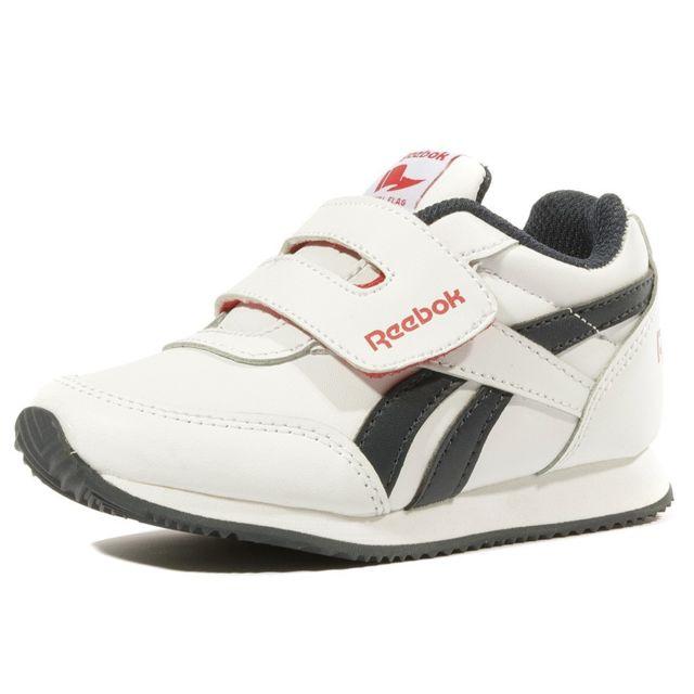 Royal Classic jogger Bébé Garçon Chaussures Blanc Multicouleur 21