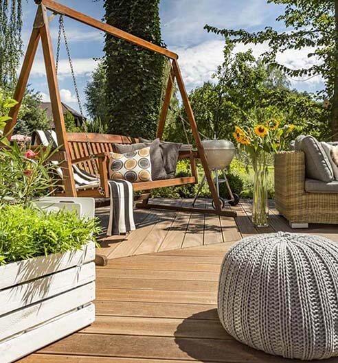 Je réinvente mon jardin