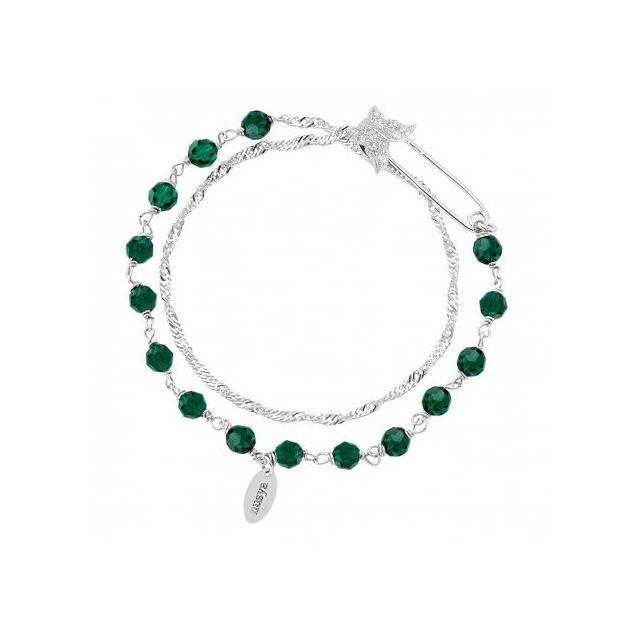 bracelet swarovski 2 tours