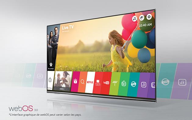 lg tv led 49 pouces 4k pas cher achat vente tv led de 46 39 39 49 39 39 uhd 4k rueducommerce. Black Bedroom Furniture Sets. Home Design Ideas