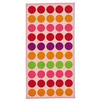 UN AMOUR DE TAPIS - Tapis SEVE AND TIESE Undefined par Unamourdetapis rouge 57 x 110 cm