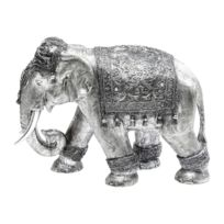 elephant decoration achat elephant decoration pas cher soldes rueducommerce. Black Bedroom Furniture Sets. Home Design Ideas