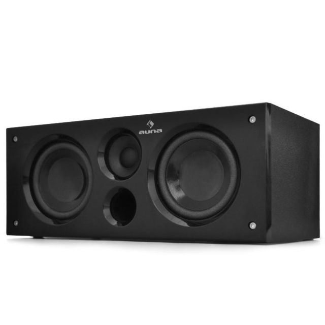 AUNA - Areal 525 Bk 5.1 enceintes surround home cinema PC