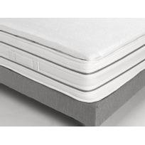 Sleepissime - Surmatelas plateau mousse mémoire de forme épaisseur 3cm env polyester Empreinte - 160x200cm