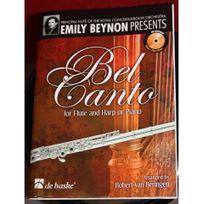 Dehaske - Méthode Bel Canto pour Flûte et harpe - Beynon