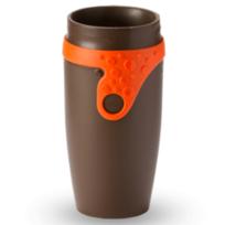 Neolid - Mug Isotherme Twizz 35 Cl - Rico-chocolat-orange