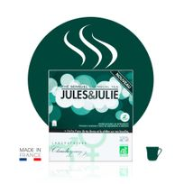 Claude Aphrodisiacs - Thé Vert Sensuel Jules & Julie