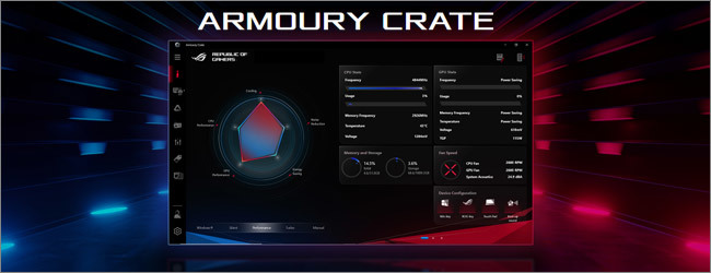 ASUS - Armoury Crate