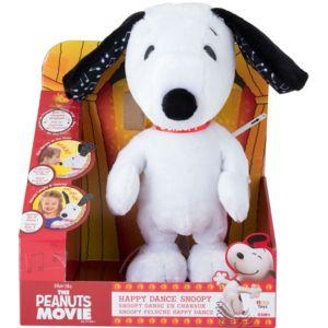 IMC TOYS - Peluche Snoopy Happy dance - 335011
