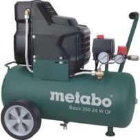 Metabo - Compresseurs basic 250-24 W OF - 6.01532.00