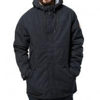 Rip Curl - Hot Box Anti Jacket Blk - Parka Homme