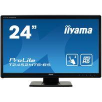 IIYAMA - Ecran 24'' 2ms tactile multipoints VGA/DVI/HDMI