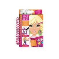 Style Me Up - Petit carnet esquisses Maquillage artistique