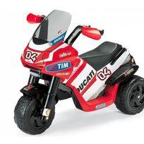 Peg Perego - Moto electrique Ducati Desmosedici 6V