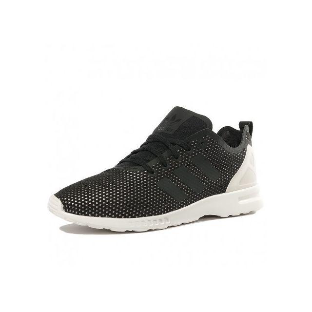 adidas chaussure zx flux noir