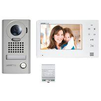 AIPHONE - Kit video platine saillie avec moniteur ecran 7 Jos1V 130400
