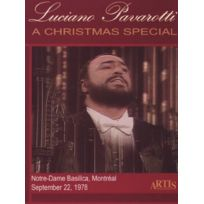 Edel Italy Srl - Luciano Pavarotti - A Christmas Special +CD, +CD IMPORT Anglais, IMPORT Coffret De 2 Dvd - Edition simple