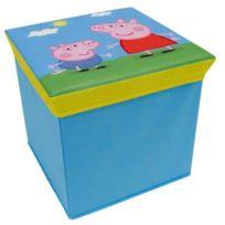 Fun House - Peppa Pig Tabouret avec Rangement