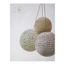 Meri Meri - Boules en papier décoratives Liberty