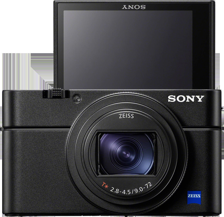 Appareil Photo Compact DSC-RX100 M6 - Noir