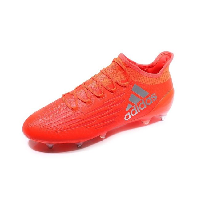 Adidas Chaussures X 16.1 SG Rouge Football Homme