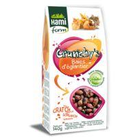 Hamiform - Crunchy's Baies d'Églantier pour Rongeur - 140g