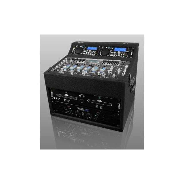Liquid Power Régie sonorisation 960 W Ibiza Sound Dj-1000