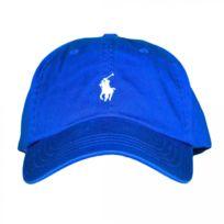 f62732993f8467 Ralph Lauren - Casquette basique bleu ciel pour mixte - pas cher ...