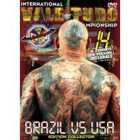 Fightsport - International Vale Tudo Championship - Vol. 14 : France vs Brazil