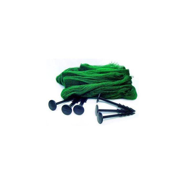 Aqua Occaz Filet 3X4 anti héron et anti feuilles pour bassins de jardin et étangs