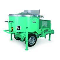 IMER - Malaxeur tractable sur chantier 750 L triphasé-MIX750-06214637