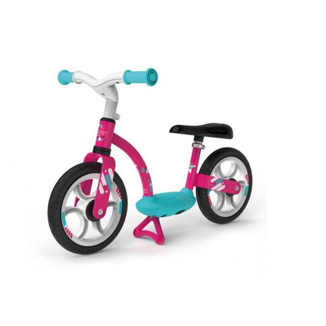 SMOBY Draisienne fille vélo sans pédale
