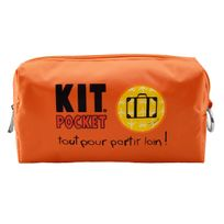 Incidence - Kit Pocket - Kit voyage - Tout pour partir loin