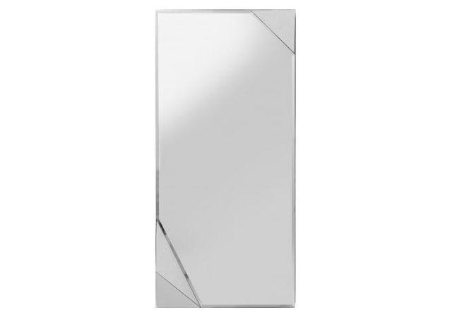 Declikdeco Optez pour ce Miroir Triangle Kare Design blanc 150x70cm et ajoutez plus de design à votre style d'intérieur. Les 3 form