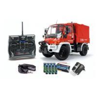 Carson - Unimog U300 Pompier Rtr