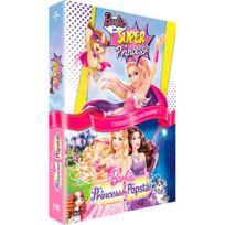 Universal Pictures - Barbie en super princesse + La princesse et la popstar