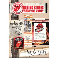 Eagle vision - The Rolling Stones - From the vault - Live in Leeds 1982 Dvd