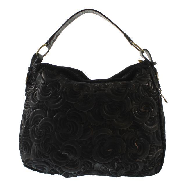 d4dc02efb2 Oh My Bag - Sac à main en cuir suède - pas cher Achat / Vente Sacs à ...