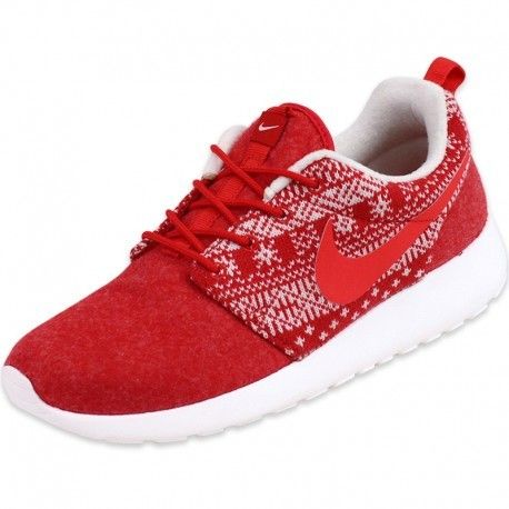 Nike Chaussures Roshe One Winter Rouge Femme Multicouleur pas