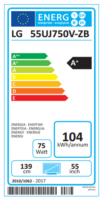 Class énergétique - Etiquette énergétique