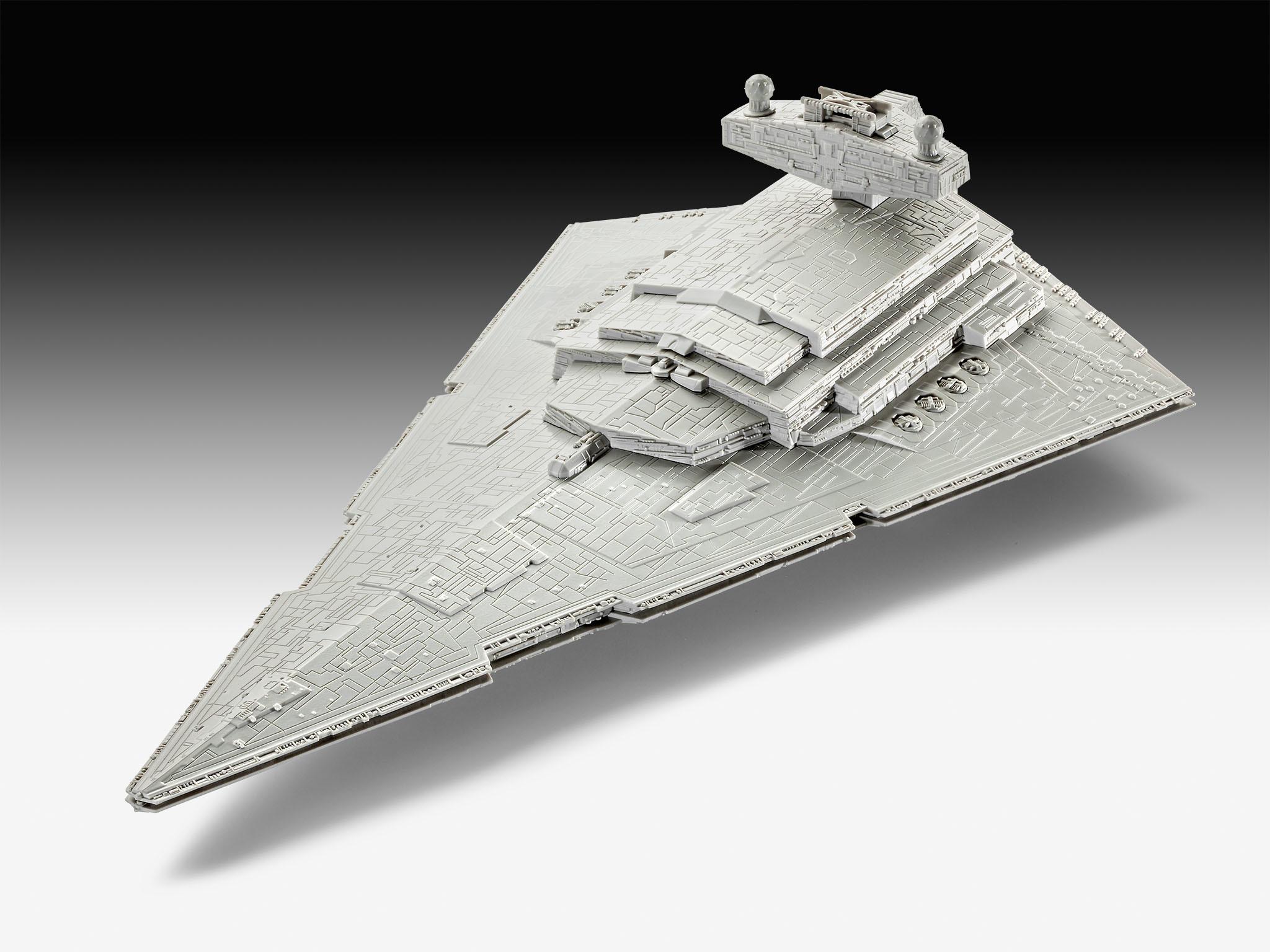 "Build&Play""Imperial Star Destroy"