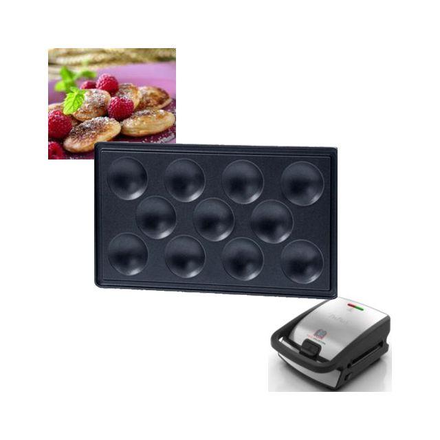 tefal plaque mini bouch es snack collection x2 pour. Black Bedroom Furniture Sets. Home Design Ideas