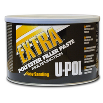 Topcar - Mastic polyester 1kg Upol Upole/1