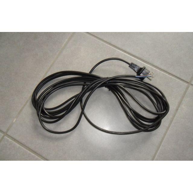 Karcher Cable alim avec fiche eur 7,5 m pour aspirateur