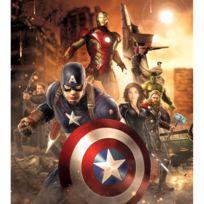 Papier Peint Avengers Achat Papier Peint Avengers Pas Cher Rue