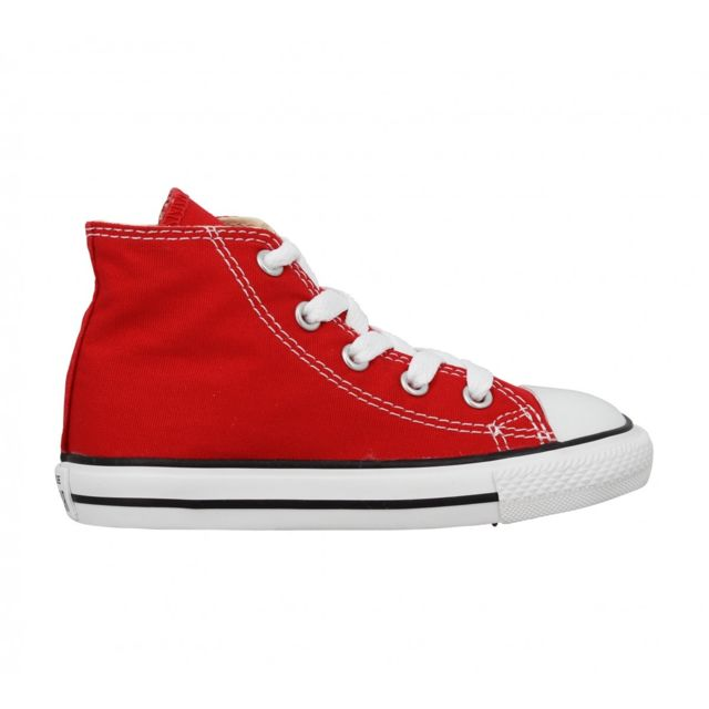 converse all star femmes rouge